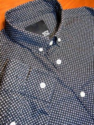 Шикарная рубашка в принт - S - M