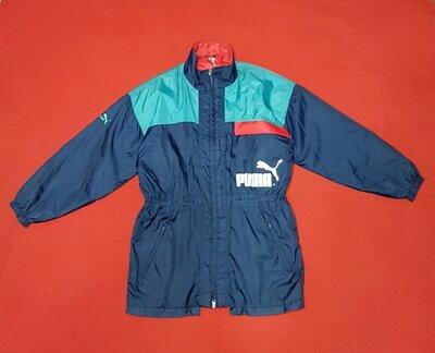 Удлиненная курточка от Puma
