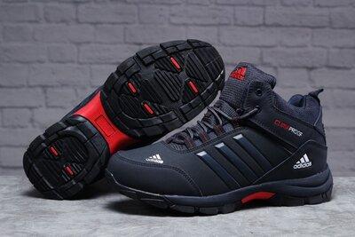 31421 Кроссовки мужские зимние Adidas Climaproof мех