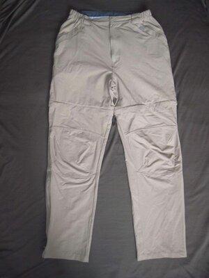 Gelert М/46 треккинговые штаны трансформеры мужские