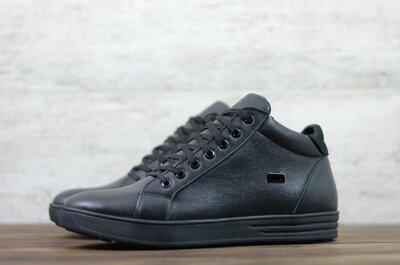 Мужские зимние ботинки 61 ч.т.