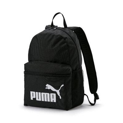 Рюкзак Puma Phase BackPack 22L Оригинал Чёрный городской спортивный занятий учёбы школы колледжа