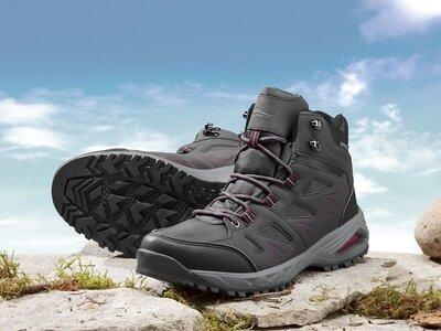 Акция CRIVIТ Германия 41-42-43-44-45-46 зимние ботинки термо трекинговые waterproof оригинал