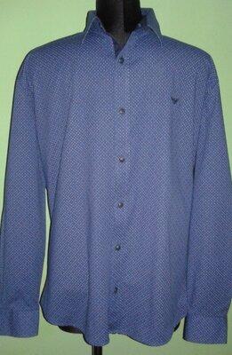 Мужская рубашка Giorgio Armani р. XL