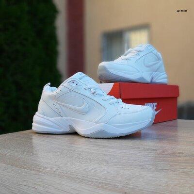 Кроссовки мужские Nike Air Monarch Белые