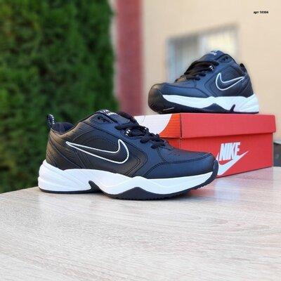 Кроссовки мужские Nike Air Monarch, черные