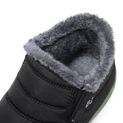 Водонепроницаемые теплые ботинки на меху размер 43 стелька 28 см