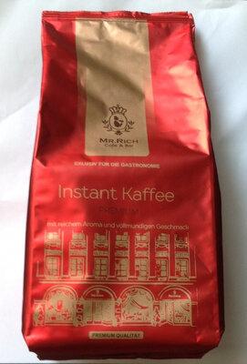 Растворимый германский кофе «Mr.Rich» - Новинка