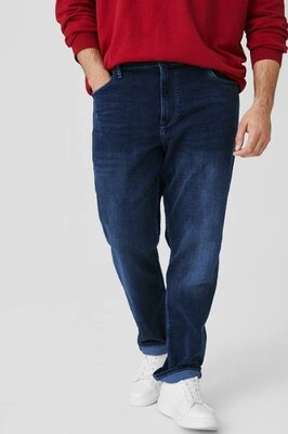 удобные джинсы regular stretch C&A Германия 68 большой размер