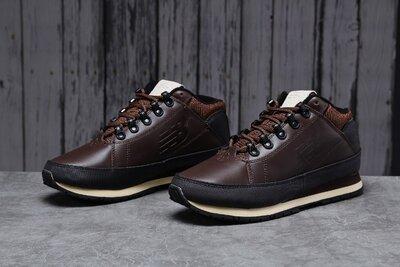 Кроссовки мужские New Balance 754, коричневые