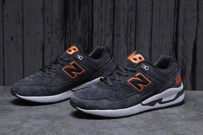 Кроссовки мужские New Balance 530, темно-серые