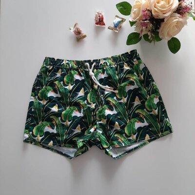 Мужские зеленые шорты Gailang - 6508