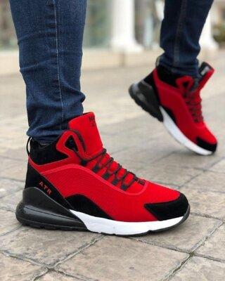 Мужские Ботинки Атr Красные