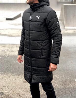 Удлинённая зимняя куртка Puma
