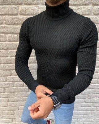 4 цвета. Европейское качество. Мужской свитер, свитшот, кофта, реглан под горло