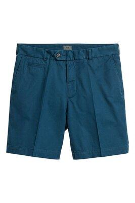 Костюмные шорты из хлопка H&M Размер 62