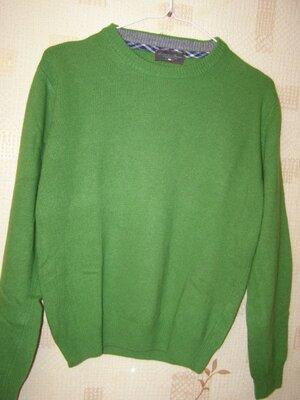 Alessandro Bardelli свитер шерсть-кашемир M-размер. Италия