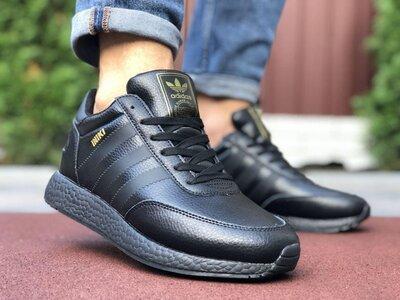 9938 Зимние мужские кроссовки Adidas Iniki