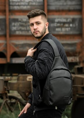 Продано: Мужская сумка рюкзак