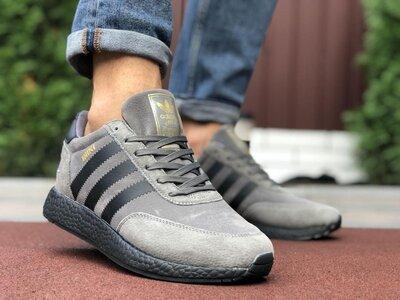9939 Зимние мужские кроссовки Adidas Iniki