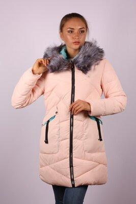 Продано: Пуховик куртка осень зима холлофайбер распродажа магазина