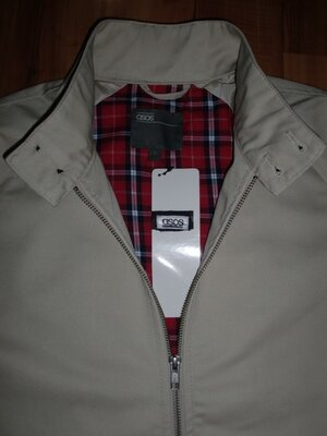 новая куртка Asos - Harrigton ellesse sherman lloyd ben henri lonsdale