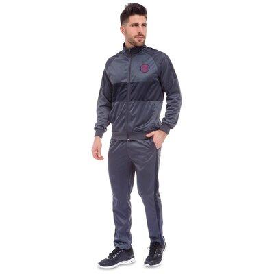 Костюм спортивный мужской Paris Saint-Germain 6133-PSG костюм PSG размер M-3XL 44-54