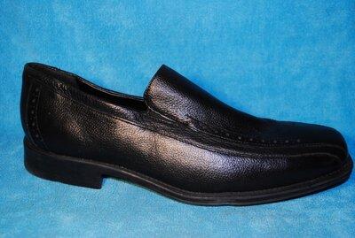 Туфли кожа stacy adams 46 размер