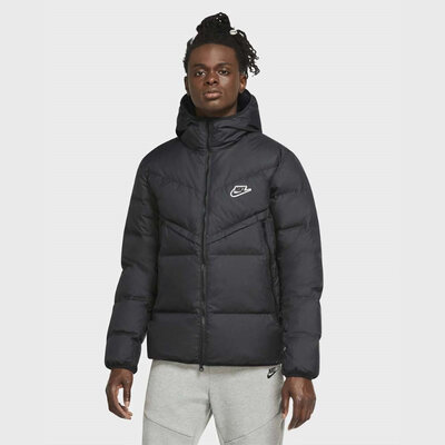 Мужская куртка Nike Sportswear Down-Fill Windrunner CU4404-010