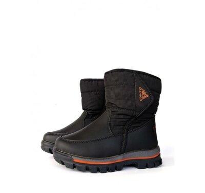 Ботинки детские на мальчика Jong Golf 27, 30, 32 р черный B6157-0