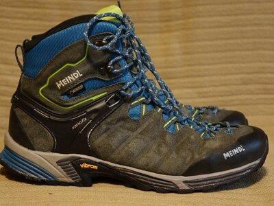 Отличные комбинированные трекинговые ботинки Meindl Kapstadt GTX 9 1/2 р.