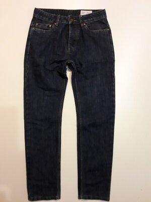 Фирменные джинсы слим 28р.