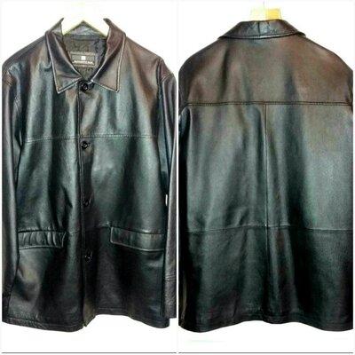 Мужская натуральная кожаная куртка, Authentic Wear Германия .