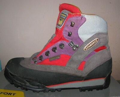 Треккинговые ботинки Sanmarco