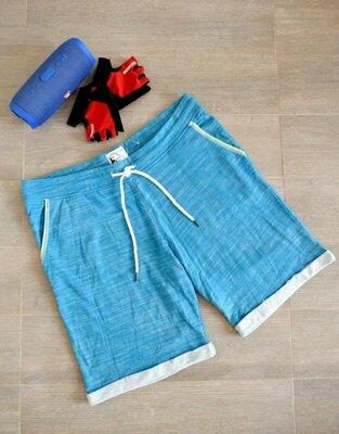 Модные яркие трикотажные шорты двунитка Watsons L европейское качество