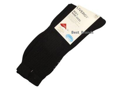 Рабочие мужские носки усиленные махровые бренд Livergy Германия р. 43-44