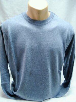 Джемпер Sunteks тонкий светло-джинсовый цвет размеры M,L,,2XL