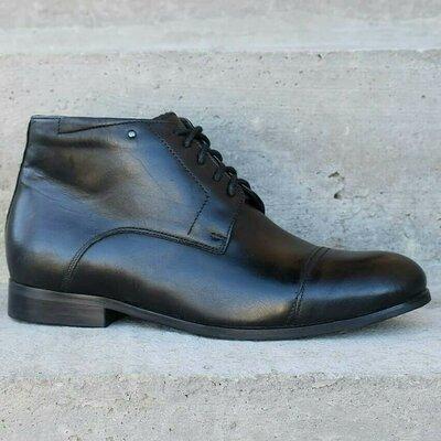 Шкіряне взуття на байці