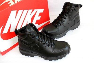 Ботинки Nike Manoa Leather 454350-003 Оригинал. Р-Ры 41,44, 46.