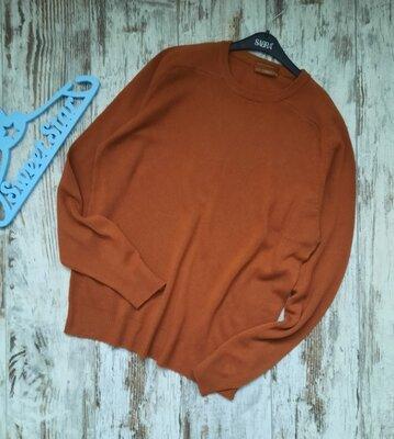 Мужской свитер, 100 % шерсть, M&S