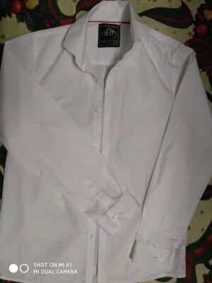 Белая рубашка Next 14 лет