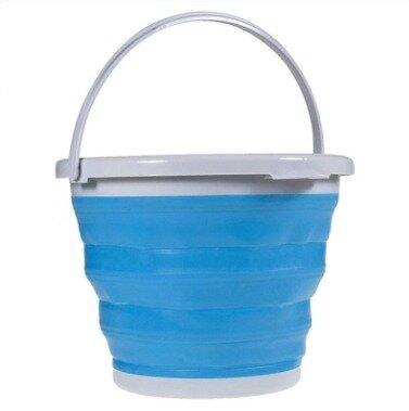 Продано: Ведро туристическое складное Collapsible Bucket на 10 литров. Тех 380