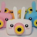 Цифровой детский фотоаппарат XoKo KVR-010 Rabbit