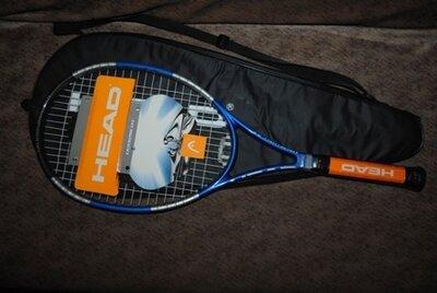 Продано: Теннисная ракетка Head Ligvidmetal 4