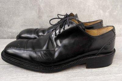 Стильные классические кожаные туфли Melvin & hamilton . Размер uk10/ eur44.