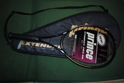 Продано: Теннисная ракетка Prince Synergy Pro DB