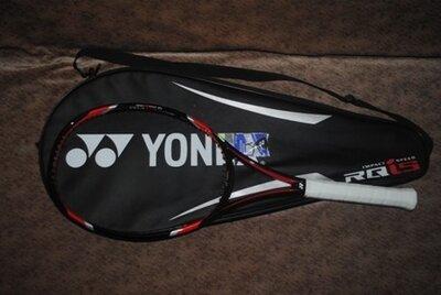 Продано: Профессиональная ракетка Yonex RQIS 1 Tour Япония Хьюит
