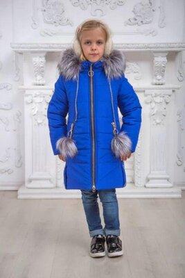 Пальто на зиму для девочек