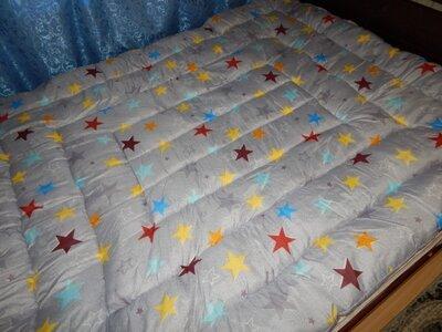 Новое Получение Одеяло двойной размер дешево.ОТПРАВКА В День Оплаты.