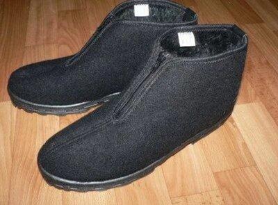 Мужские зимние бурки, ботинки угги кеды сапоги